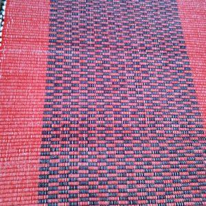 vzor nite červenočierne – šírka 60cm