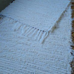 Strapaté krémové – šírka 50cm