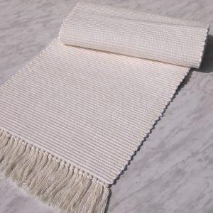 vzor nite krémové so strapcami – šírka 55cm