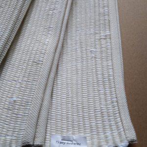 vzor nite krémové – šírka 55cm