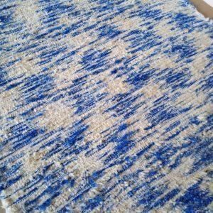 strapatý modrobiely – šírka 70cm