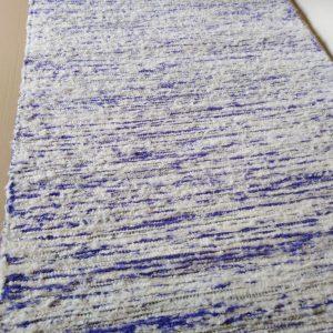 strapatý bielo-svetlofialový – šírka 70cm
