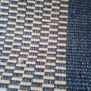 vzor nite modré – šírka 40cm