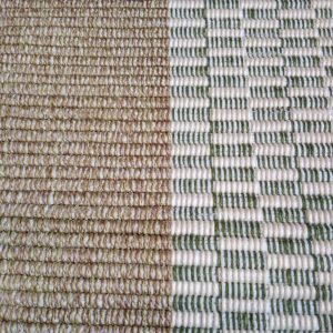 vzor nite zelené – šírka 50cm