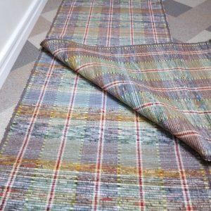 prúžkovaný chalupársky vzor  š. 80 cm