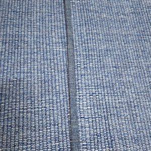 vzor nite š.60cm modrý melír