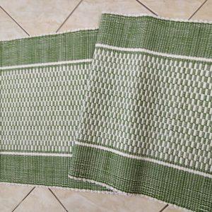 vzor nite zelený š.50 cm