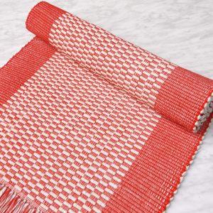 vzor nite červené š.50cm so strapcami