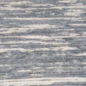 strapatý stredne sivý s krémovou š. 50 cm